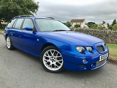 2001 Mg Zt-T 190 2.5 V6 - 50000 Miles! - Belts Just Done - Excellent Condition