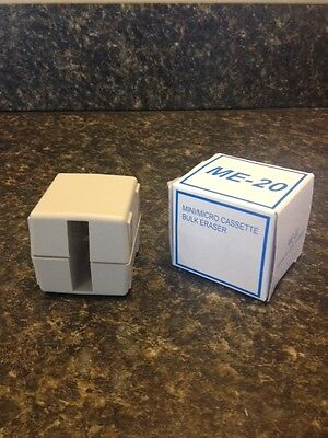 ME20 Micro and Mini Cassette eraser