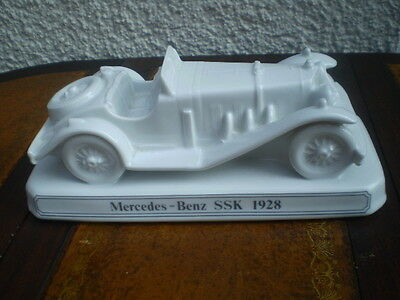 SELTMANN WEIDEN - Automobil-Collection Porzellan Merzedes - Benz SSK 1928