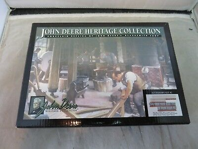 John Deere Heritage Collection Yard Accessory Kit #2 Fencing NEW