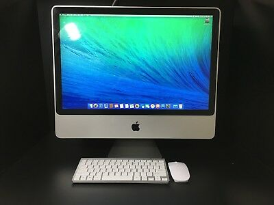"Apple iMac 20"" Mac Desktop Pro Computer / MASSIVE 1TB Storage / 3 YEAR WARRANTY"