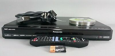 Panasonic DMR-EX77 DVD Recorder 160GB HDD Hard Drive with Freeview HDMI