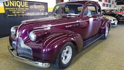 Buick Coupe Street Rod 1939 Buick Coupe Street Rod, ALL STEEL! Look at the build! TRADES?