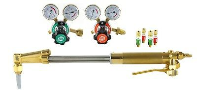"""SÜA 18"""" Heavy Duty Cutting Torch Set - Compatible with Harris - (PROPANE)"""