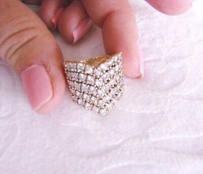 Lot Of 14K Gold Nice Rings To Wear Or Resell & Pieces For Scrap 27 Total Grams