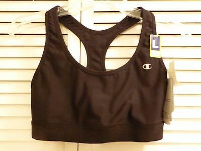 1ef60dc55c845 WOMEN S CHAMPION ABSOLUTE Cami Sports Bra B9500 In Black Size XL ...