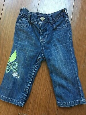 Baby Gap Toddler girl Jeans 12-18 Months