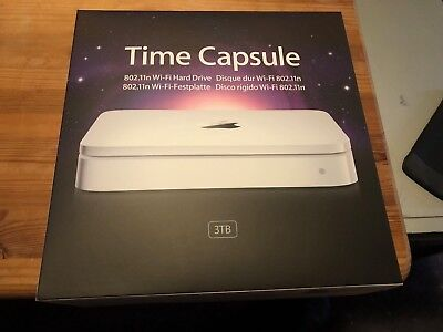 Apple Time Capsule 3TB,Extern,7200RPM