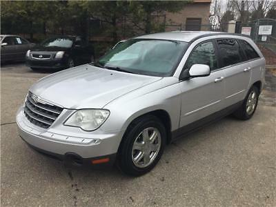 Pacifica Touring 2007 Chrysler Pacifica Touring 151,804 Miles Bright Silver Metallic Station Wago