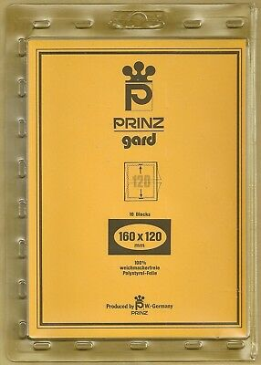 Prinz Gard Clear mounts 160 x 120mm  or buy 4 of any size and get 1 free