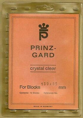 Prinz Gard Clear mounts 130 x 85mm  or buy 4 of any size and get 1 free