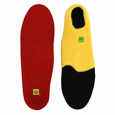 Spenco Runner/Walker Wide Polysorb Cushioned Supportive Inserts/Orthotic Insoles