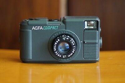 Agfa Compact Camera 35mm Camera (Agfa Optima 935) 39mm f2.8 - Very Rare - As Is