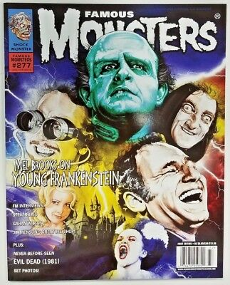 Famous Monsters of Filmland #277 - Young Frankenstein