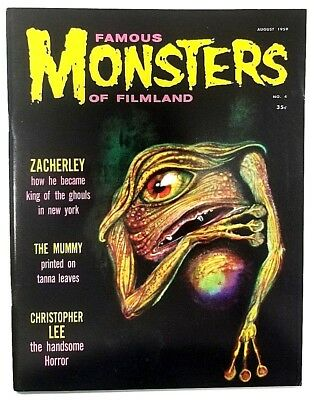 Famous Monsters Of Filmland #4 - War Of The Worlds (Reprint)