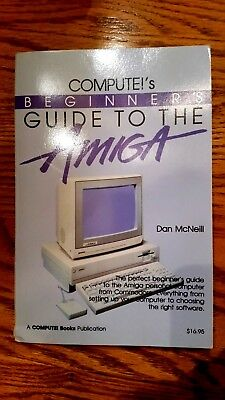 Compute's Beginners Guide To The Amiga - Excellent condition