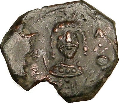 Manuel I Comnenus Authentic Ancient 1143AD Byzantine Coin w SAINT GEORGE i14722