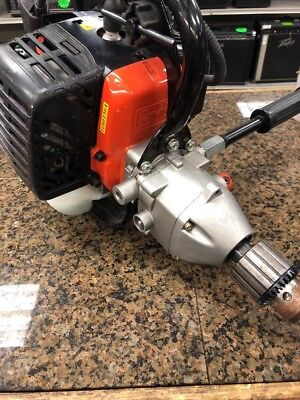 Tanaka TED-270PFR 2 Stroke Gas Powered Drill With Reverse