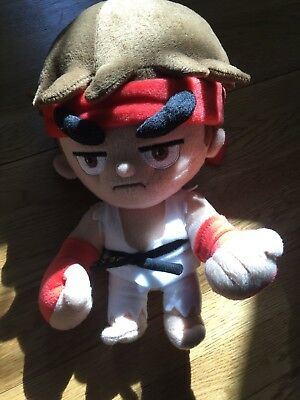 Gaming Heads Ryu Street Fighter Plush Toy