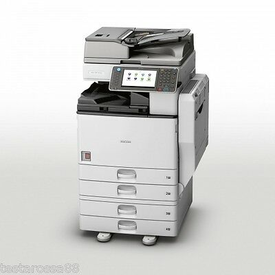 Ricoh MP 5002 Mono Multifunction with Copy Scan Print in Excellent condition