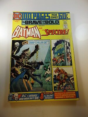 Brave and the Bold #116 FN- condition Huge auction going on now!