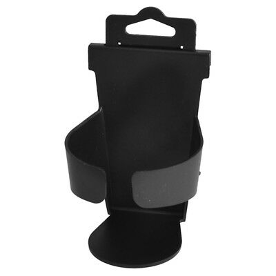 Truck Van Car Vehicle Plastic Beverage Bottle Can Drink Cup Holder Stand Blac R9