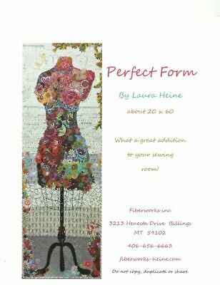 Laura Heine Perfect Form Collage Pattern