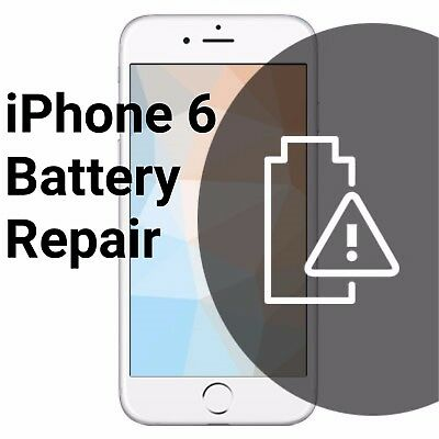 iPhone 6 Battery Replacement Repair Service Fix Apple OEM Grade A+ Verizon At&t