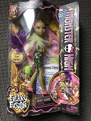 Monster High Freaky Fusions Clawvenus (Brand new)