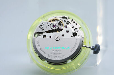 Miyota 8215 automatic movement H3 date silver color *Replacement of DG2813