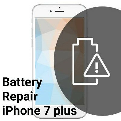 iPhone 7 plus Battery Replacement Repair Service Fix Apple OEM Grade A+