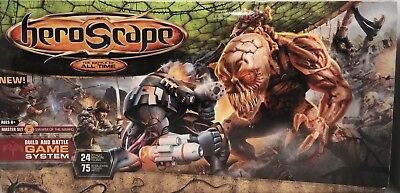 Heroscape Master Set 2 - Swarm of the Marro - 100% Complete in Box New