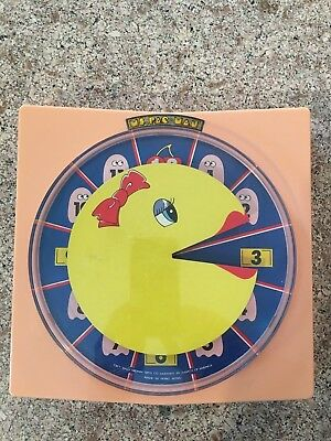 Ms Pacman Wall Clock Free Shipping!!