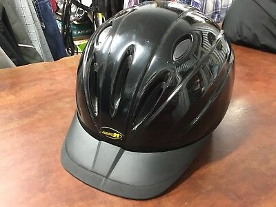 Aussie 21 Horse Riding Helmet, Black, Size Small 50-53cm *NEW WITH TAGS*