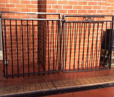 Steel Fence Panels And Gates