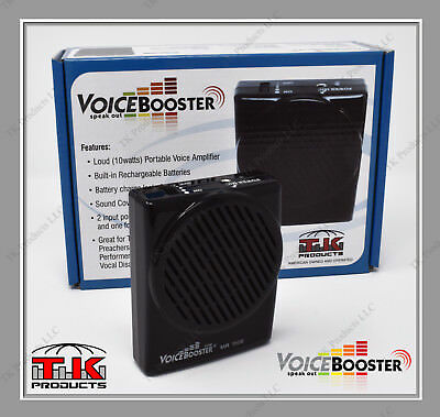 Costume VoiceBooster Voice Amplifier 10W Stormtrooper Armor Vader MR1506 (Aker)