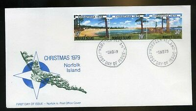 1979 Norfolk Island Christmas First Day Cover