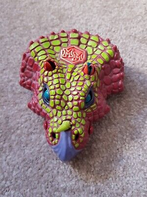 Mighty Max Blows Up Dino Lab Doom Zone Playset Bluebird 1993 - FREE POST