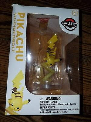 Pikachu Gallery Thunderbolt Figure Collectible