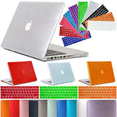 "Shockproof Rubber Hard Shell Case Cover For MacBook Pro 15.4"" A1286 13.3"" A1278"