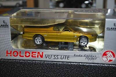 1/43 Classic Carlectables Holden VU SS Ute *LIMITED EDITION* Hyper Colour
