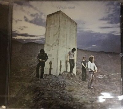 The Who Who's Next Cd New Sealed