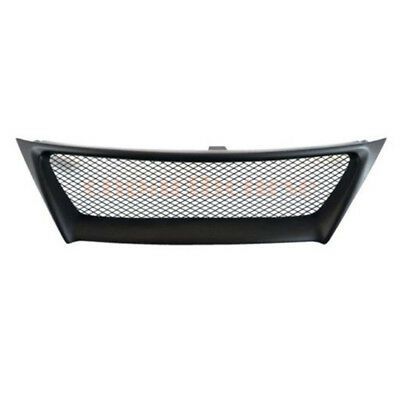 Fits Lexus IS250 IS350 11-13 2011-2013 F Sport Black Mesh Grill Front Grille