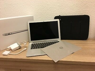 Apple MacBook Air A1466 33,8 cm (13,3 Zoll) Laptop - MJVE2D/A (März, 2015)