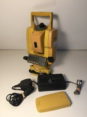 Topcon GTS-211D Electronic Total Station