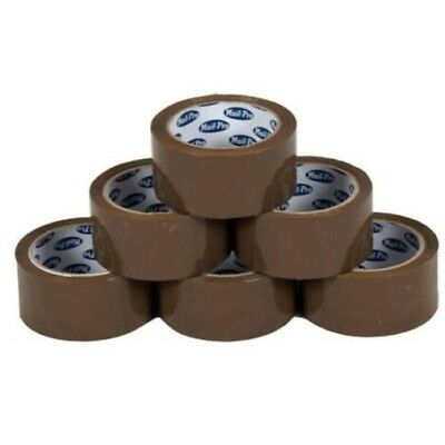 Dark Brown Tape 48mm x 40m