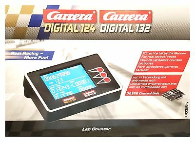 Carrera 20030355 - Digitaler Rundenzähler Lap Counter DIGITAL 124 + 132