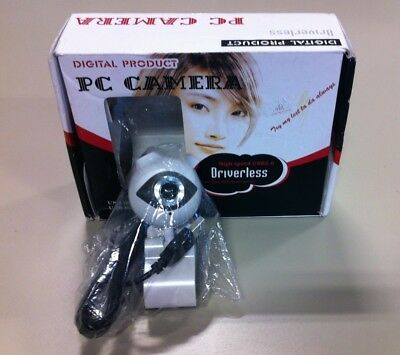 Digital Product USB digital PC-camera, Webcam