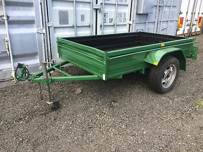 Box Trailer 7X4 Rego Kingswood Nsw