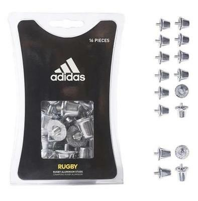 adidas Aluminum Soft Ground Replacement Studs - Pack of 16